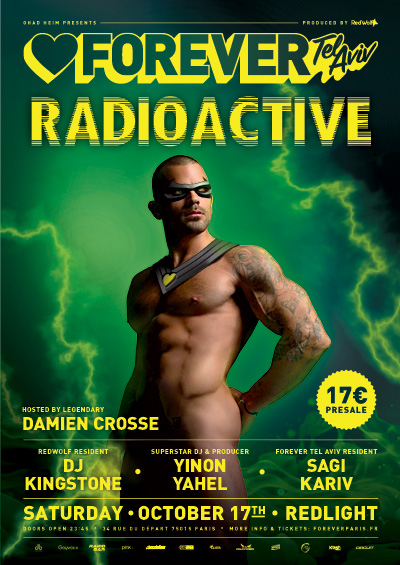 FOREVER RADIOACTIVE