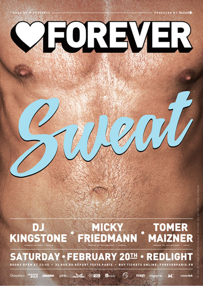 FOREVER SWEAT