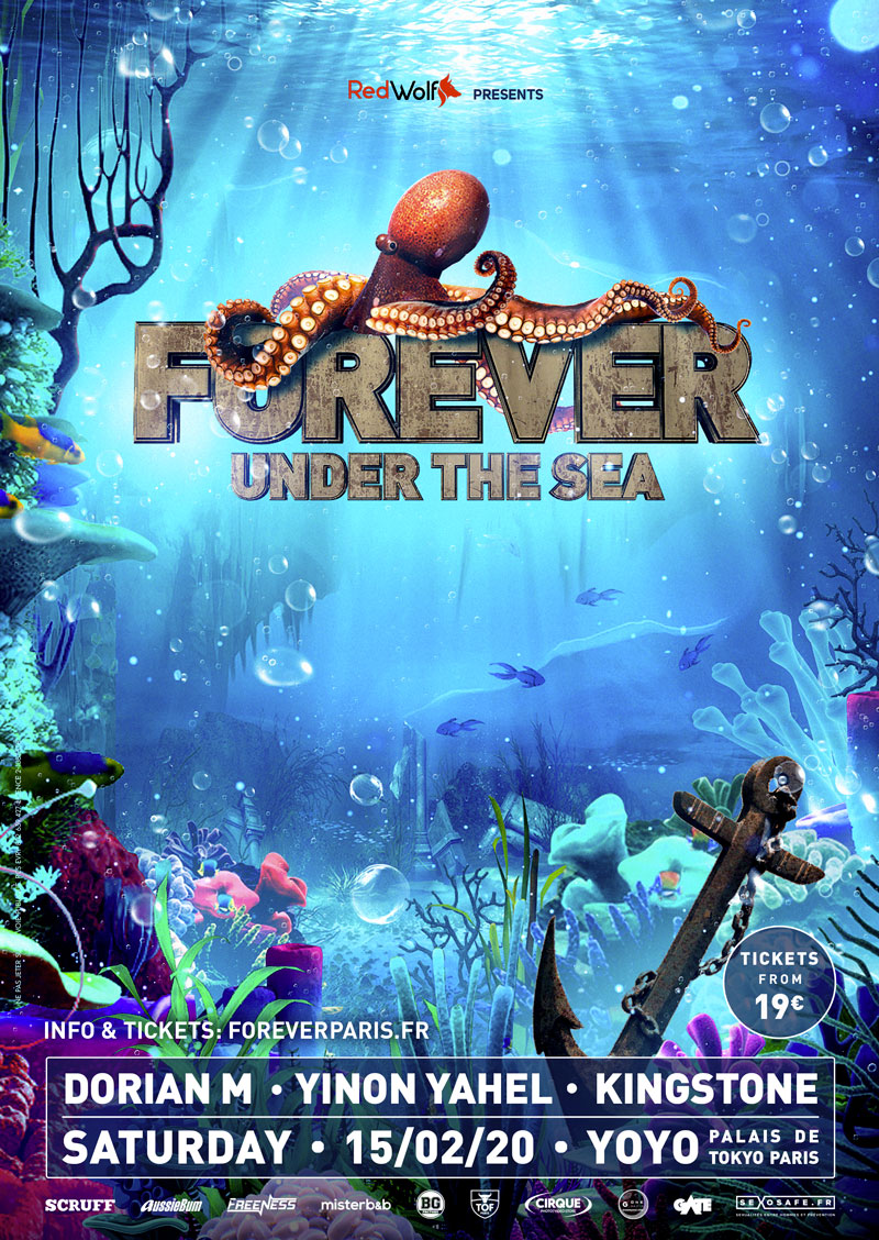 FOREVER UNDER THE SEA